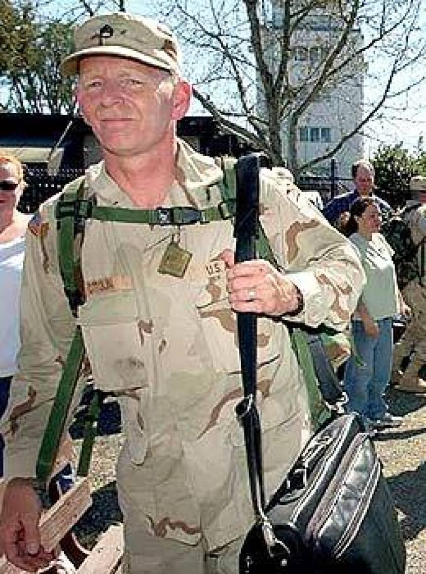 Guard Staff Sgt. Michael C. Ottolini