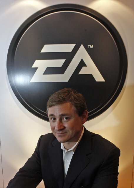The video game maker has made a habit of sniffing out some of the best smaller video game companies, which are then acquired for their intellectual properties or to remove a competitor from the marketplace, according to Consumerist. Redwood City-based EA uses its monopoly on sports offerings, including Madden NFL, to set high prices and also charges for exclusive and add-on content in what Consumerist refers to as a ploy to squeeze more money out of already expensive games. Here, EA President Frank Gibeau.