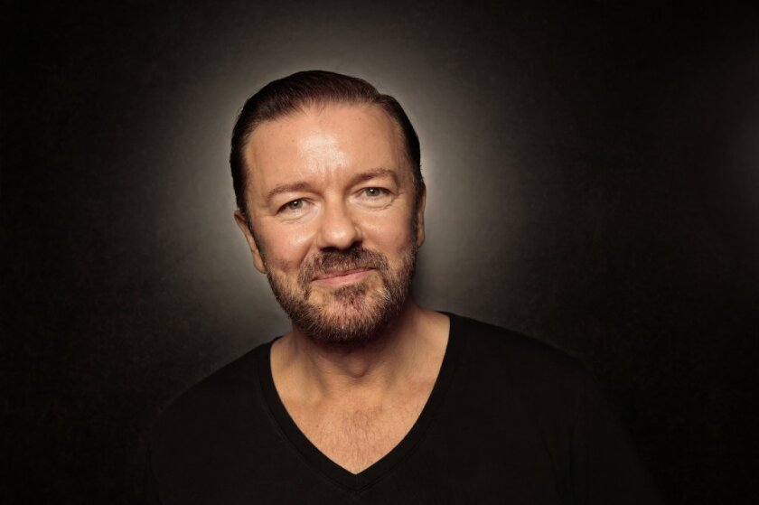 Why the HFPA is willing to hire Ricky Gervais to host the Golden Globes again