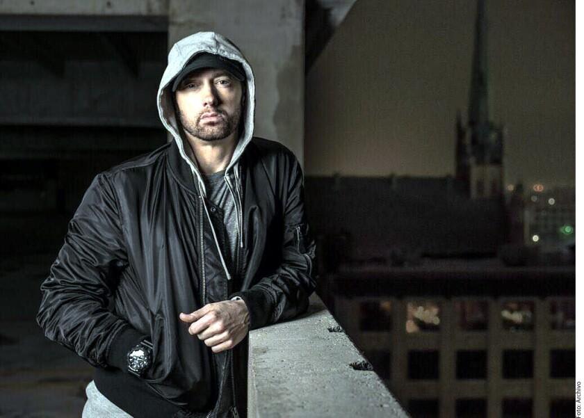 El rapero Eminen tuvo problemas por el consumo de sustancias medicadas.