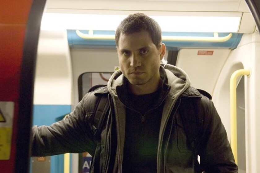 """He was plays a villain in """"The Bourne Ultimatum."""""""