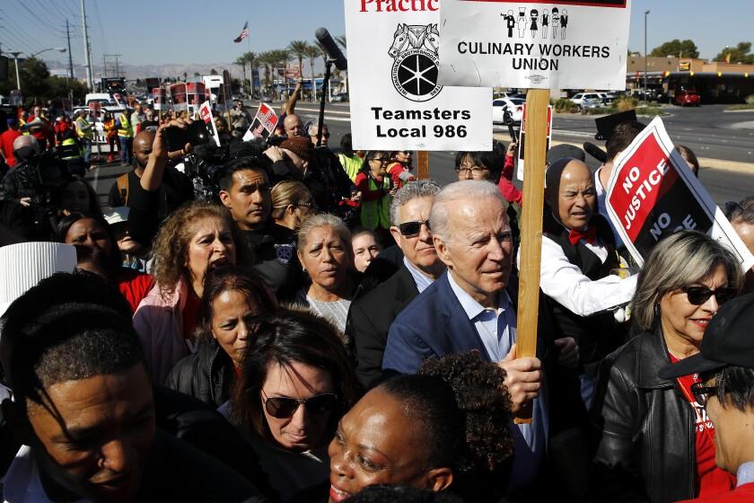 Election 2020 Joe Biden Hispanics