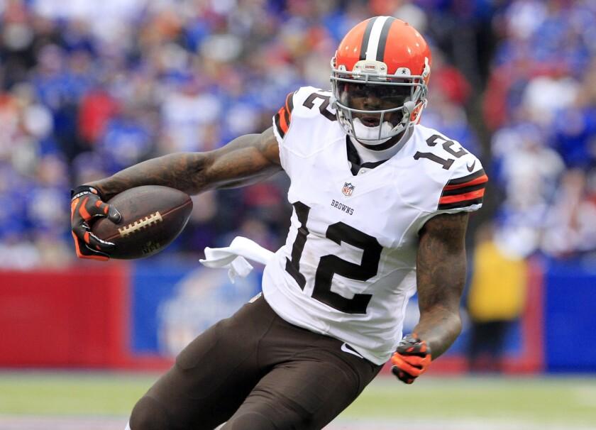 Cleveland Browns' Josh Gordon suspended for entire 2015 ...