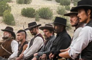 'The Magnificent Seven' trailer