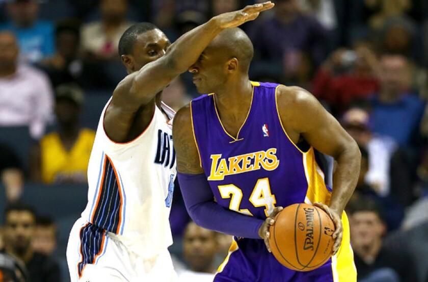 Ben Gordon, Kobe Bryant