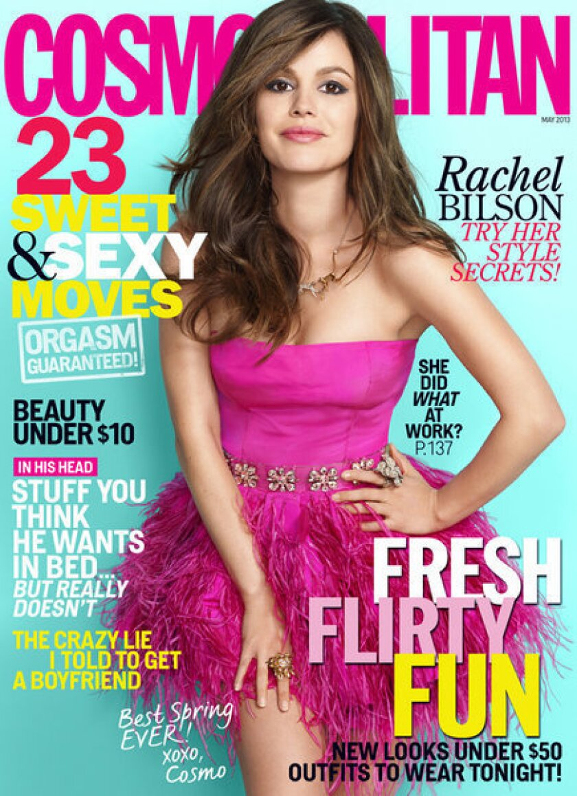 Rachel Bilson: 'A really good girlfriend' to Hayden Christensen