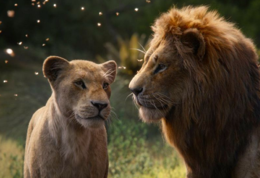 """""""The Lion King."""""""