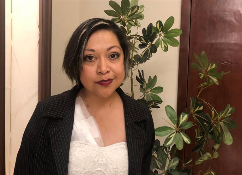 A los 11 años Paola Edith Jaguey Vázquez fue diagnosticada con diabetes tipo 1, insulinodependiente, con hipotiroidismo. Cuando tenía 19 y luego de perder a un bebé le detectaron insuficiencia renal. EFE