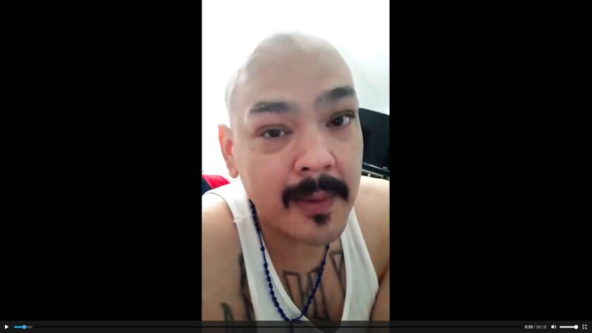 Comedian Joe Luna