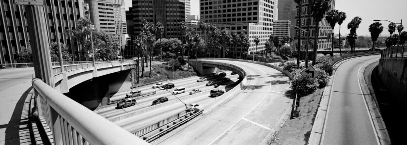 """Mark Swope's """"Los Angeles"""" (2005) is included in the exhibition."""