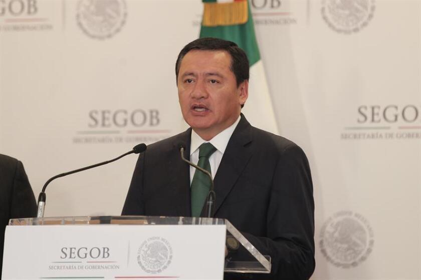 El exsecretario de gobernación, Miguel Ángel Osorio Chong. EFE/ARCHIVO