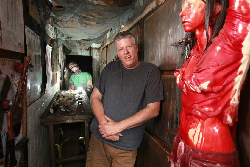 McKamey Manor faces haunt of its own — the IRS - The San