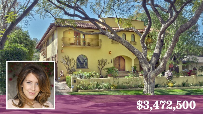 Joely Fisher has found a buyer for her house in Sherman Oaks.