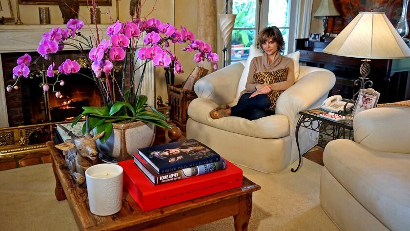 Hot Property | My Favorite Room | Lisa Rinna