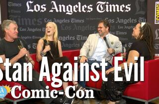 """Stan Against Evil"" Cast Interview At Comic-Con 2017"