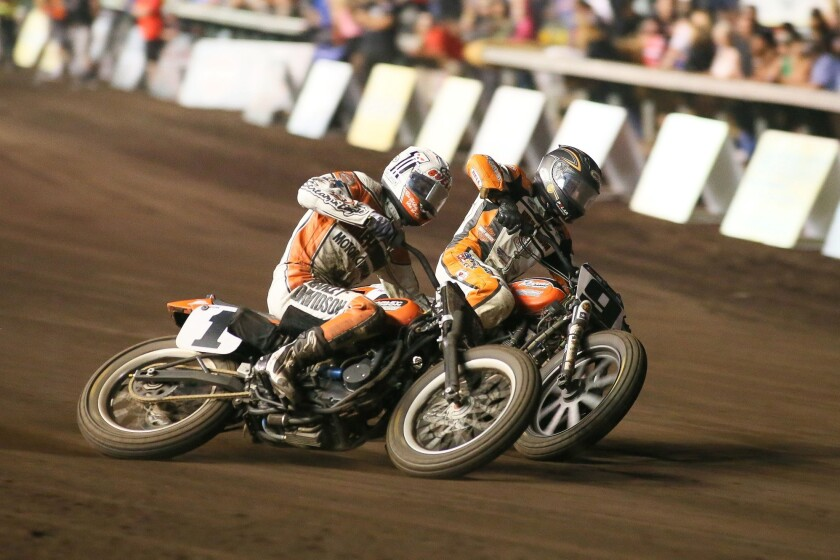Harley Flat Track >> Harley Davidson Bringing Flat Track Racing To X Games Los