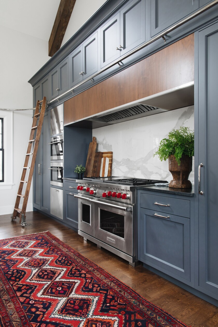 Backsplashes A One Step Kitchen Makeover Los Angeles Times