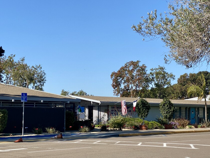 A lawsuit by a former student's family accuses the San Diego French American School of failing to address bullying.