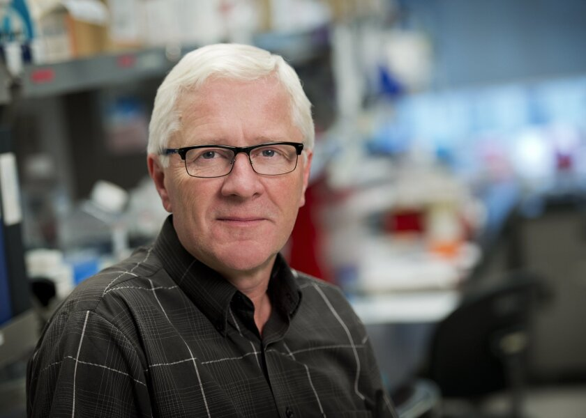 John Dick, Senior Scientist, Princess Margaret Cancer Centre.