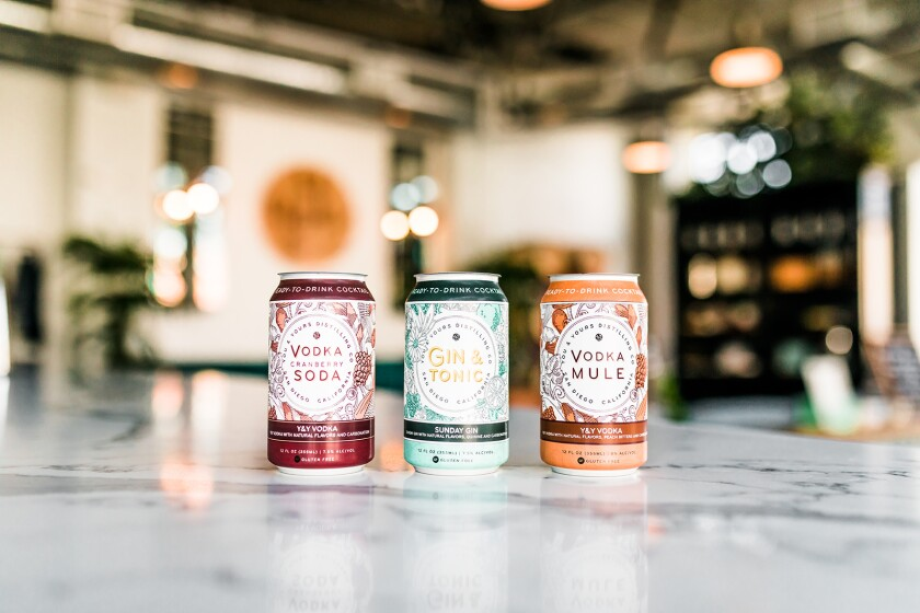You & Yours canned cocktails