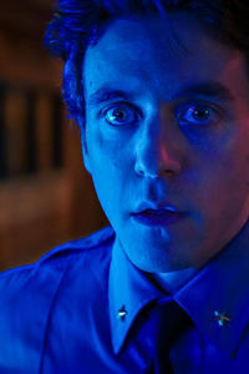 """Ashley Zuckerman as Nick Goode in """"Fear Street: 1994."""""""