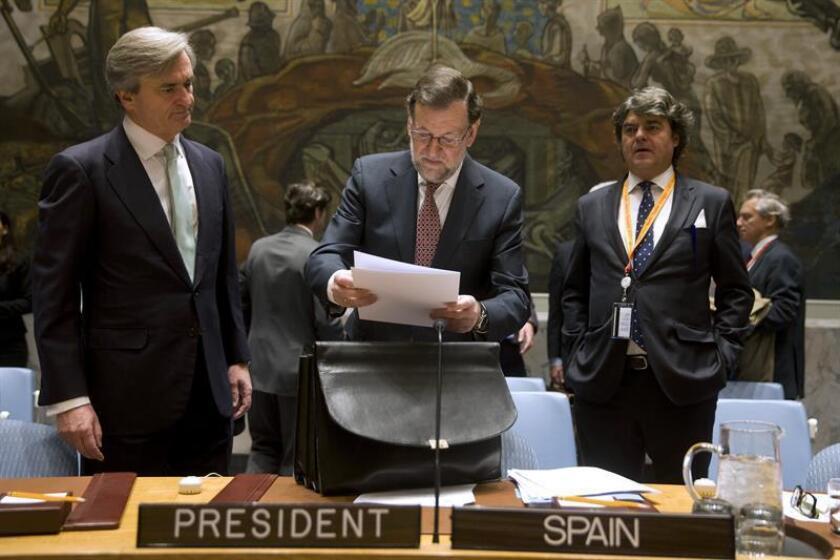 Por primera vez, el Consejo de Seguridad de la ONU aprobó hoy medidas para combatir la trata de personas, especialmente mujeres y niñas, en situaciones de conflicto y de terrorismo. EFE/ARCHIVO