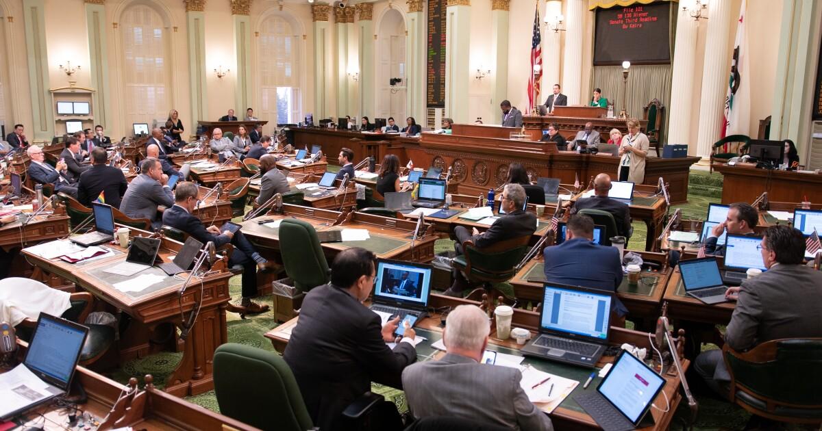 Les législateurs californiens retardent le retour au Capitole en raison d'un coronavirus