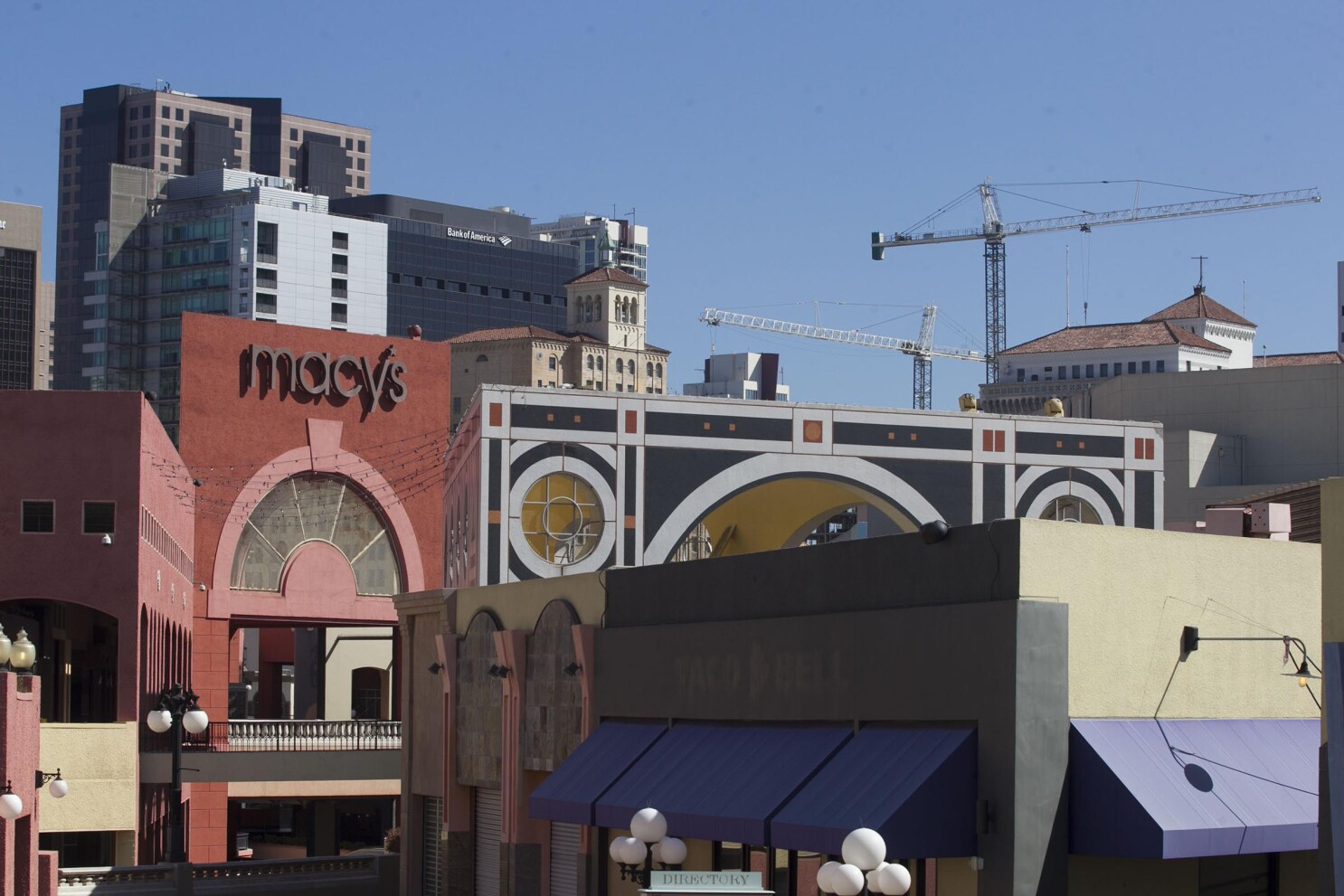Macy's sues Horton Plaza over downtown tech campus in San Diego