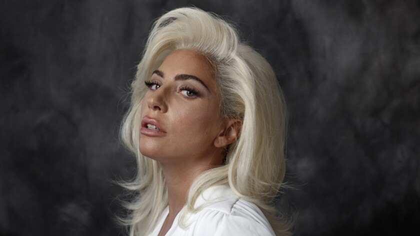 "Lady Gaga was nominated for two Academy Awards for her work on the film ""A Star is Born."""