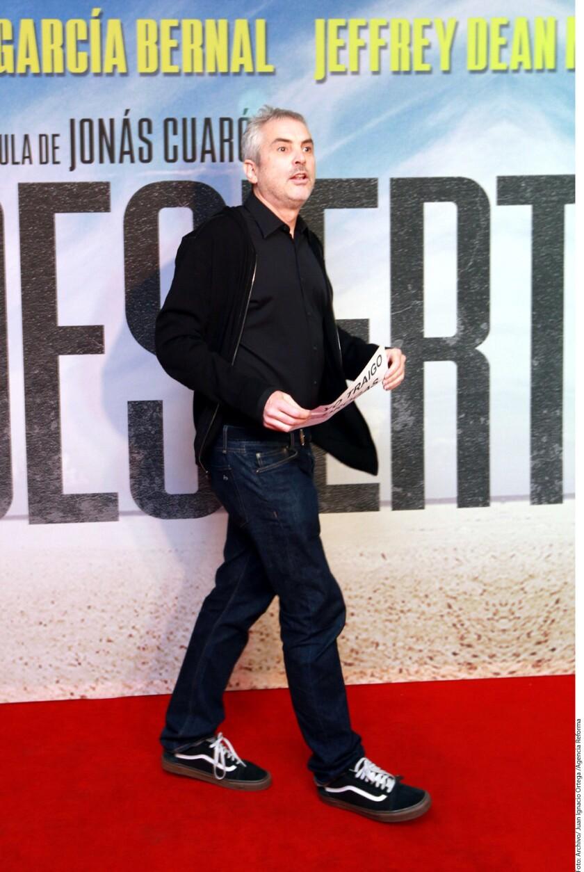 Alfonso Cuarón volverá a filmar en México.