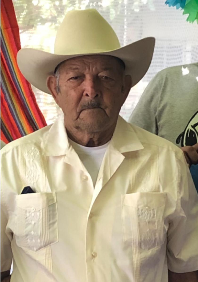 Ruben Guzman Mendez, 81