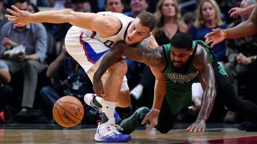 Blake Griffin, Amir Johnson