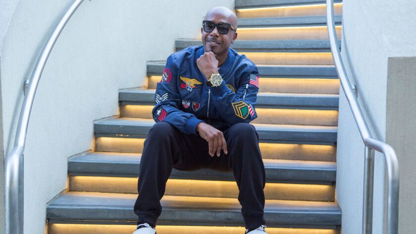 LOS ANGELES, CALIF. - SEPTEMBER 06, 2017: MC Hammer is returning to the music scene with a concert a