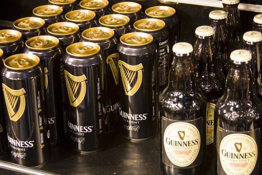 Guinness' latest innovation is helping save the planet