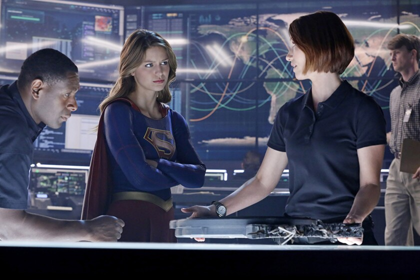 CBS pulls episode of 'Supergirl' after Paris terrorist attacks