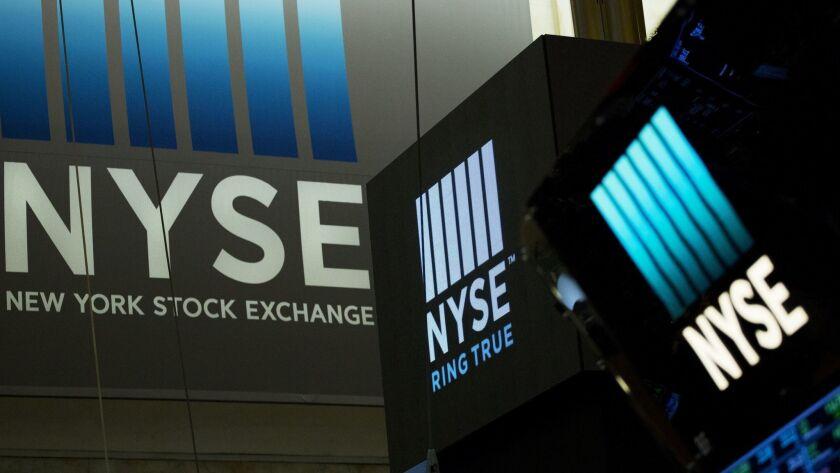 More stocks rose than fell on the New York Stock Exchange on Thursday.