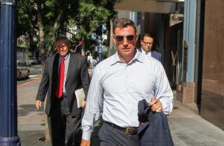 Rep. Duncan Hunter enters federal court