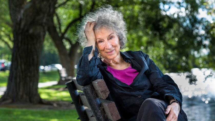 """Margaret Atwood's latest is the graphic novel """"Angel Catbird."""""""