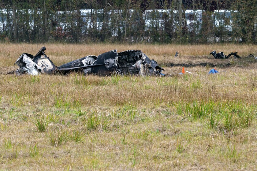 Plane Crash Louisiana
