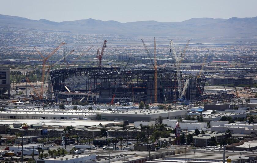 Las Vegas Stadium Cost