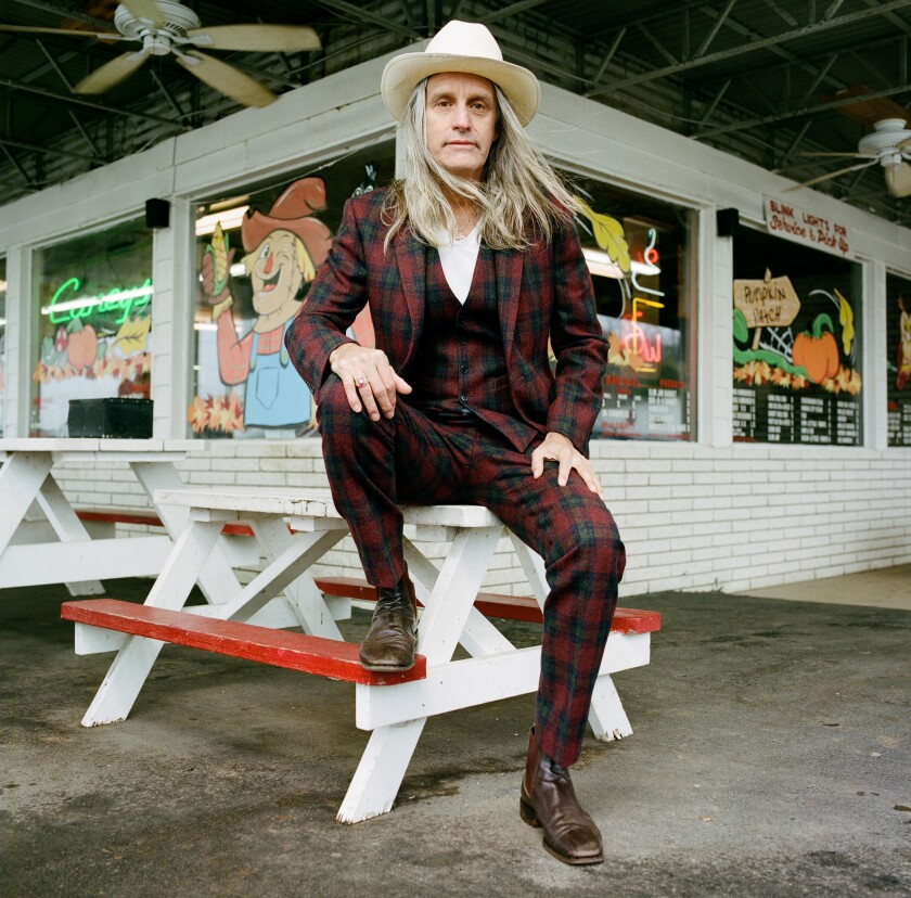 A photo of Steve Poltz by  Laura Partain