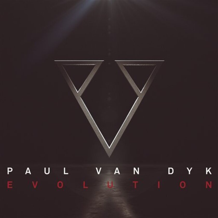 """In this CD cover image released by Vandit, the latest release by Paul van Dyk, """"Evolution,"""" is shown. (AP Photo/Vandit)"""
