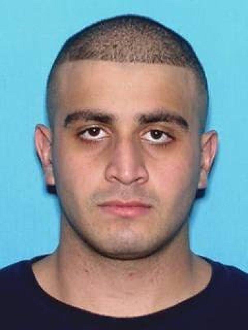 Omar Mateen, identificado como autor de la matanza en Orlando.