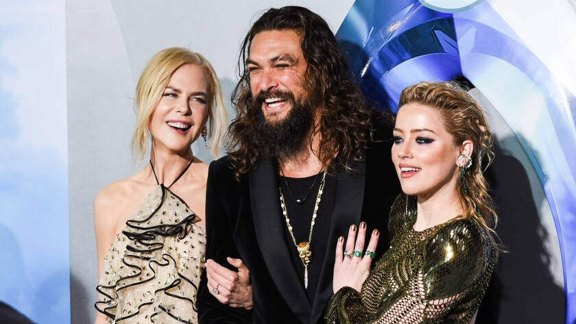 "Premiere Of Warner Bros. Pictures' ""Aquaman"" - Arrivals"