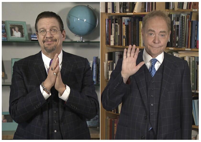TV-Penn & Teller Special