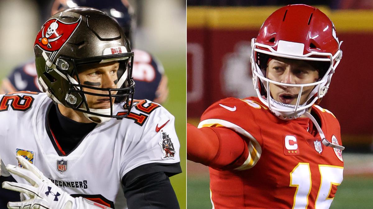 Super Bowl Lv Tom Brady Lleva A Los Buccaneers A La Victoria Sobre Los Chiefs Los Angeles Times