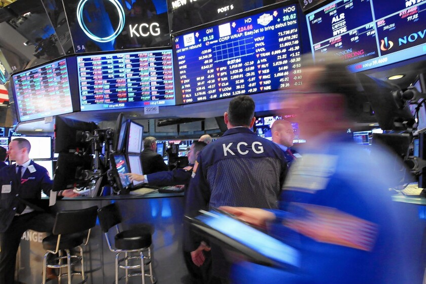 Tech stocks rebound after sell-off