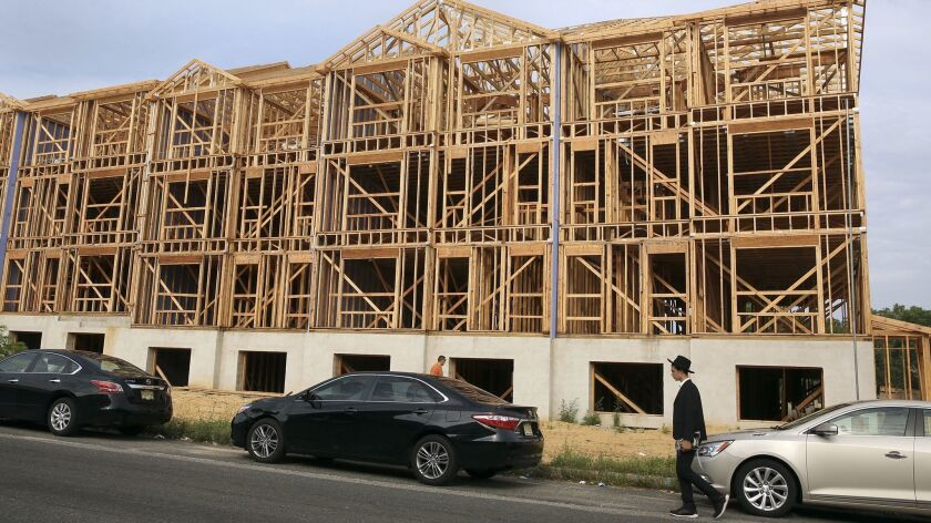Some 4,000 new units of housing have been approved in Lakewood in the last two years, making the tow
