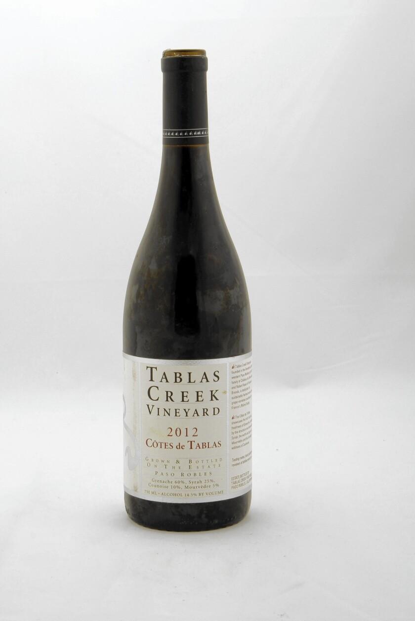 2012 Tablas Creek Vineyard Côtes de Tablas