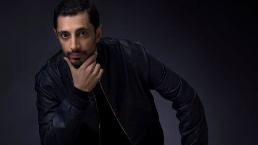 "Riz Ahmed, star of ""The Night Of."""